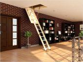 Чердачная лестница FAKRO LWK Komfort. Размер люка 60*120 см